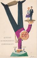 Lot De 3 Cartes Postales De COPENHAGEN, COPENHAGUE, WONDERFUL COPENHAGEN VACATION Etc. - Denmark