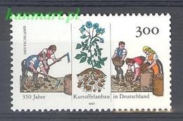 Germany, Federal Republic 1997 Mi 1946 MNH  (ZE5 GRM1946) - Landbouw