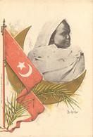 CPA - AFRIQUE EGYPTE Portrait Bihita - Unclassified