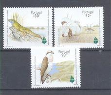 Año 1995 Nº 2041/3 Año Europeo De La Naturaleza - Unused Stamps