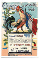 31 -  Haute Garonne  Blagnac Cartomania 2018  1918 Centenaire - Other Municipalities