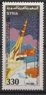 Syrie - 1986 - N°Yv. 778 - Coopération Spatiale - Neuf Luxe ** / MNH / Postfrisch - Syria