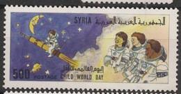 Syrie - 1987 - N°Yv. 815 - Journée Des Enfants - Neuf Luxe ** / MNH / Postfrisch - Syria