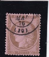 54 Oblit - 1849-1876: Periodo Classico