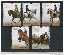 Año 2009 Nº 3400/4 El Caballo Lusitano - Unused Stamps
