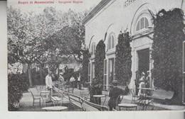 BAGNI DI MONTECATINI PISTOIA  SORGENTE REGINA  1911  VG - Pistoia