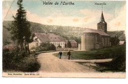 Vallée De L'Ourthe - Vieuxville - Vieuxville - Colorisée - NELS - Série 26 - N° 117 - PLI COIN SUP GAUCHE - 2 Scans - Ferrières