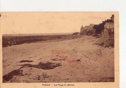 CPA - 44 - 18 -  PIRIAC SUR MER - LA PLAGE ST MICHEL - - Piriac Sur Mer