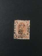 ITALIE / 1891-97 / N° YetT 60 - Afgestempeld