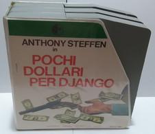 POCHI DOLLARI PER DJANGO RARO FILM TECHNICOLOR SUPER 8 SONORO BOX 3 BOBINE - Other
