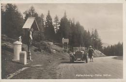 Katschberg ( Oostenrijk  / Karinthië ) : Auto / Kruisbeeld - Unclassified