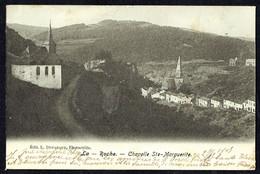LA-ROCHE-EN-ARDENNES - Chapelle Ste-Marguerite - Circulé - Circulated - Gelaufen - 1909. - La-Roche-en-Ardenne