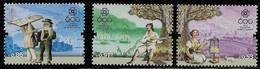Portugal - 2019 - Stamp Set MNH - Chegada Navegadores Madeira - Unused Stamps