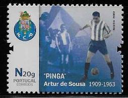 Portugal - 2019 - Stamp Set MNH - Pinga Do Futebol Clube Do Porto - Unused Stamps
