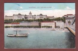 Hongrie - BUDAPEST - Kir - Var-Kon - Burg - Hongarije
