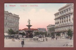 Hongrie - BUDAPEST - Calvin Ter - Tram - Hongarije