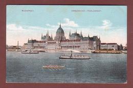 Hongrie - BUDAPEST - Orszaghaz - Parlament - Hongarije