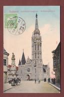 Hongrie - BUDAPEST - Koronazo-templom - Kronungskirche - Hongarije