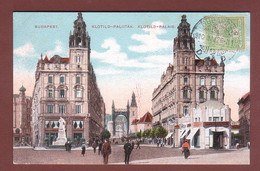 Hongrie - BUDAPEST - Klotild-Palotak - Hongarije