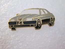 PIN'S   ALFA   ROMEO   164    Email Grand Feu - Alfa Romeo