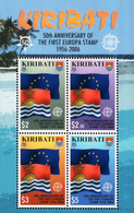 Kiribati - 2006 - 50th Anniversary Of First Europa CEPT Stamps - Mint Stamp Sheetlet - Kiribati (1979-...)