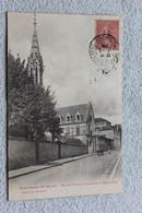 Cpa 1905, Saint Dizier, Rue De Vandeul, Couvent De La Réparation, Haute Marne 52 - Saint Dizier