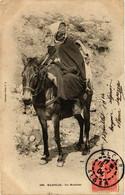 CPA AK Kabylie - Un Muletier ALGERIA (794157) - Men