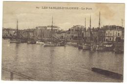 567 - LES SABLES D'OLONNE - Le Port - Sables D'Olonne