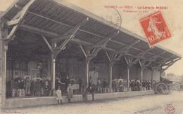 10 - Nogent Sur Seine (Aube) - La Laiterie MAGGI - Traitement Du Lait - Animée - Nogent-sur-Seine