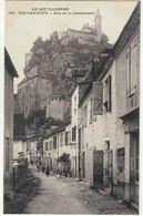 CPA  ROCAMADOUR   Rue De La Coronnerie  N° 196 - Rocamadour