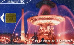 TELECARTE  France Telecom  50 UNITES. 100.000.  EX. - Montagne