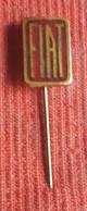 Car / Auto - FIAT-  Enamel Badge, Pin / Anstecknadel - Fiat