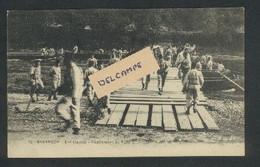 25 - Besançon - 4 ème Génie - Repliement Du Pont - Besancon