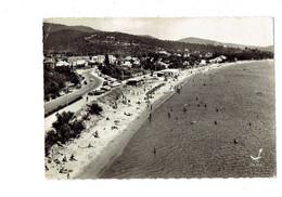 Cpm - 83 -  Cavalaire-sur-Mer - La Plage Vers La Bouillabaisse - 1961 - Lapie 18 - LA RASCASSE Voiture Baigneurs - Cavalaire-sur-Mer