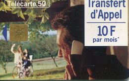 TELECARTE  France Telecom  50 UNITES.2.000.000.  EX. - Telecom Operators