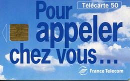 TELECARTE  France Telecom  50 UNITES.1000.000.  EX. - Telecom Operators