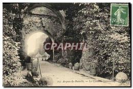 CPA Arques La Bataille Le Chateau - Arques-la-Bataille