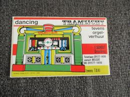 Sticker Autocollant Dancing Tramzicht - Stickers