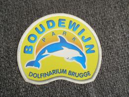 Sticker Autocollant Boudewijnpark Dolfinarium - Stickers