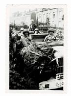 Photo  Soldat Jeep 10 9 1944 - Guerra, Militares