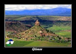 Lesotho Mount Qiloane New Postcard - Lesotho