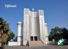 Djibouti City Cathedral New Postcard - Djibouti
