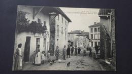 St CHRISTOPHE  - Rue De Vervy - Altri Comuni