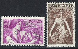 MC2-/-497- N° 215/16, BELLE OBL. , Cote 4.50 €, IMAGE DU VERSO SUR DEMANDE - Used Stamps