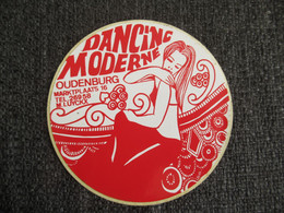 Sticker Autocollant Schoolsportraad Dancing Moderne Oudenburg - Stickers