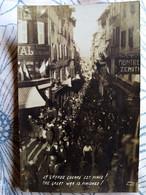Limoges 11 Novembre 1918. La Grande Guerre Est Finie - Limoges