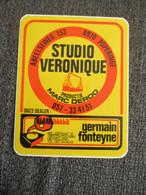 Sticker Autocollant Studio Veronique Poperinge - Stickers