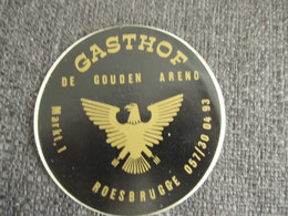Sticker Autocollant Gasthof De Gouden Arend Roesbrugge - Stickers