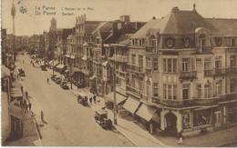 La Panne.   -    L'Avenue De La Mer.   -   1932   Naar   St. Amand  Gand - De Panne
