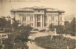 Algérie - Constantine - Le Palais De Justice - Automobiles - CPA - Voir Scans Recto-Verso - Constantine